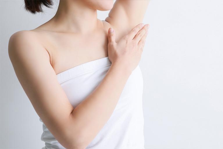 腋臭症(単純切除、皮弁法) 【保険適用】